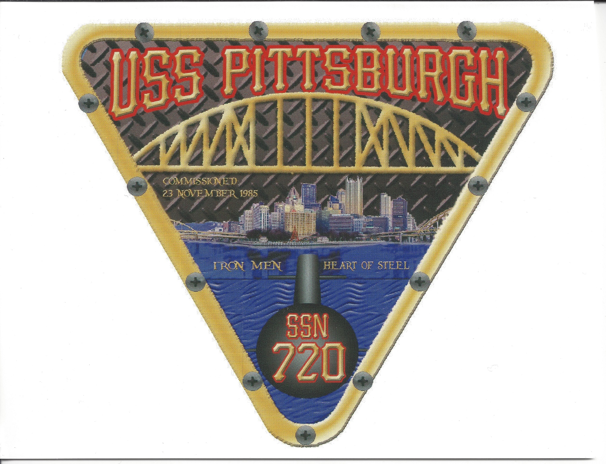 USS Pittsburgh Navy League Pittsburgh Council
